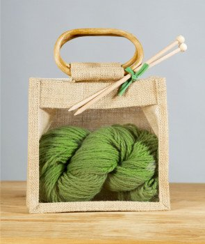 KIT TRICOT PURE LAINE