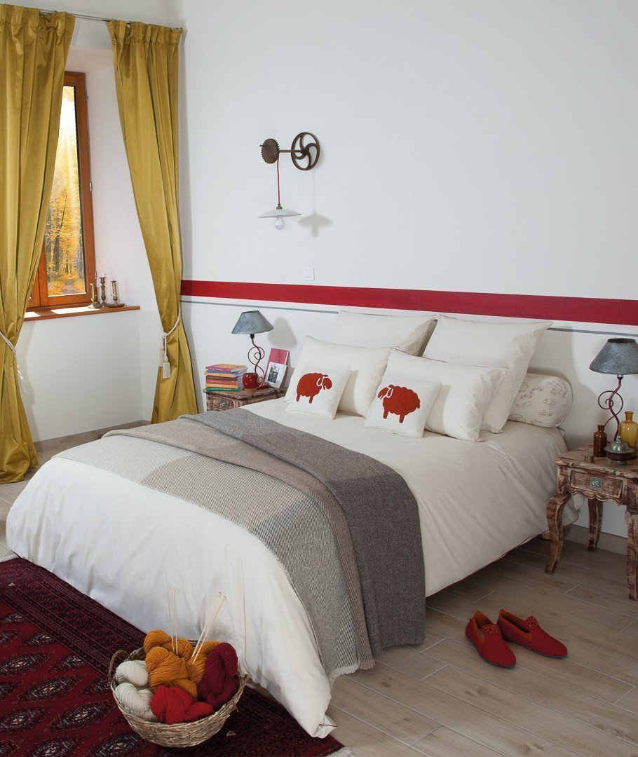 matelas laine bio moelleux fabriqu en france. Black Bedroom Furniture Sets. Home Design Ideas