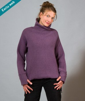 PULL LAINE STE EULALIE PERVENCHE
