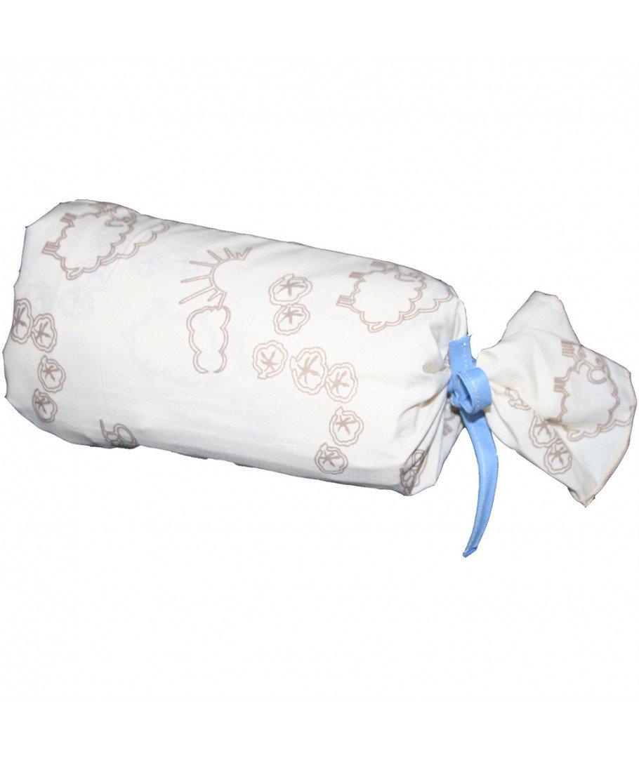 Drap housse lit b b pur coton bio dynamie france - Drap housse 60x140 pour bebe ...