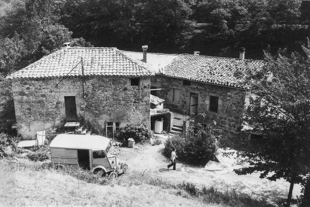 Ardelaine-Histoire-Saint-Pierreville-Patrimoine-Filature-Laine
