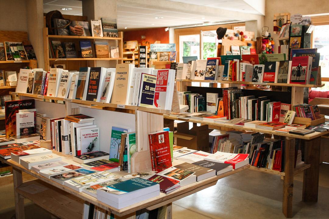 Librairie-Thématique-Alternative-Indépendante-Ardèche