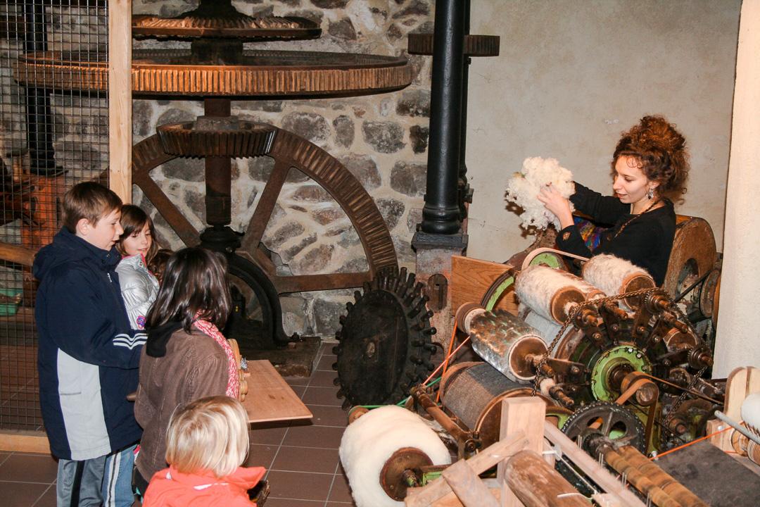 Scolaires Sorties Visite Pédagogique Ardèche Musée - Ardelaine 3683f64d8e8