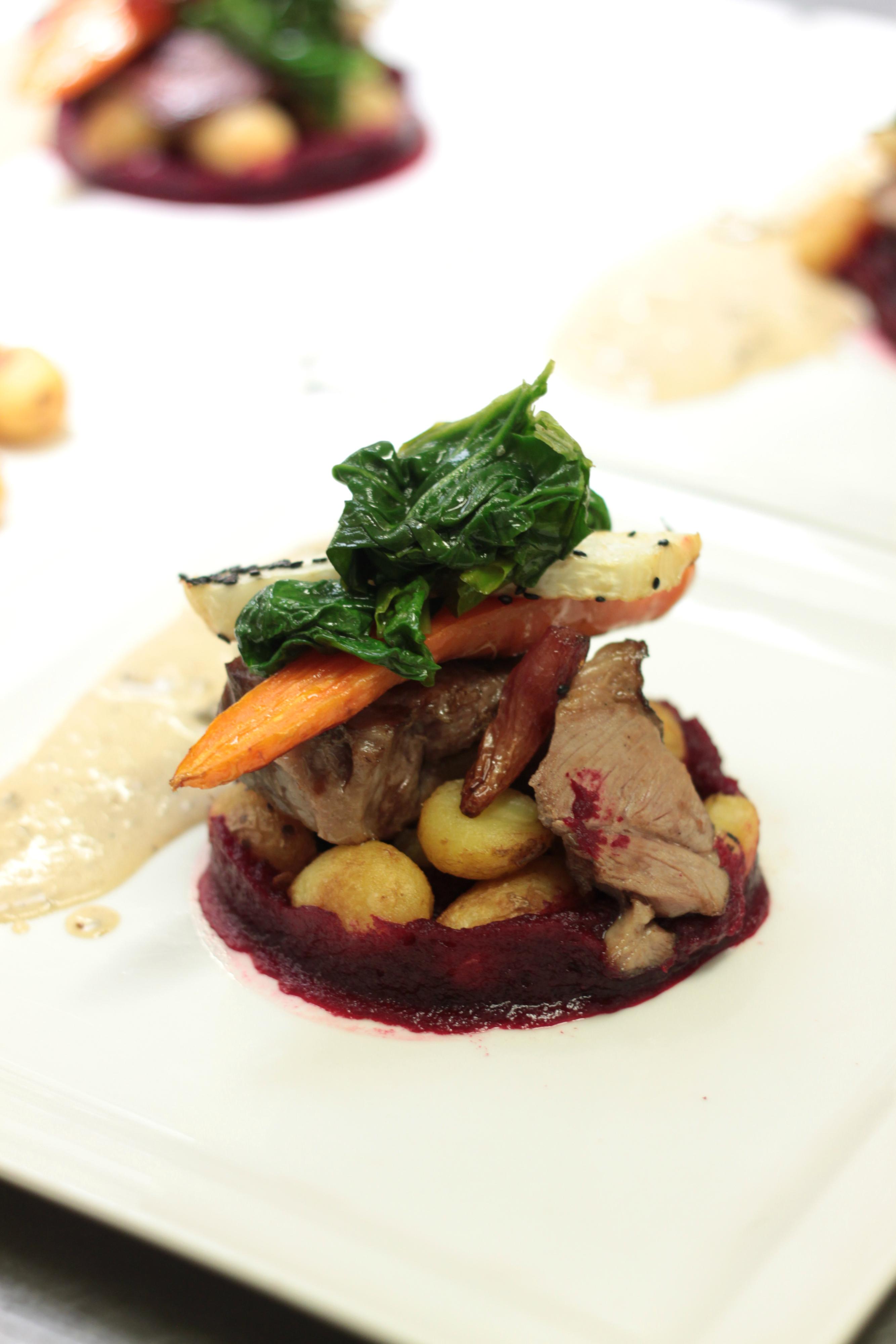 Restaurant-La-Cerise-sur-l'agneau-saint-Pierreville-ardèche-produits-locaux