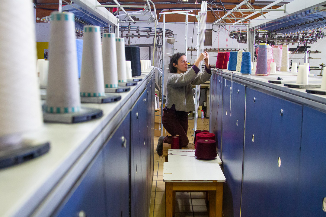 Atelier tricotage Ardelaine