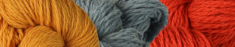 Fils à tricoter pure laine